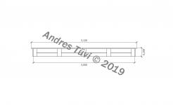 LAHTINE-LIIVAKAST-3x3x258-28-mõõt.