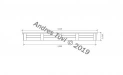 LAHTINE-LIIVAKAST-3x3x318-28-mõõt.