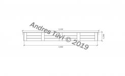 LAHTINE-LIIVAKAST-3x3x368-28-mõõt.