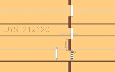 UYS-21x120-mm